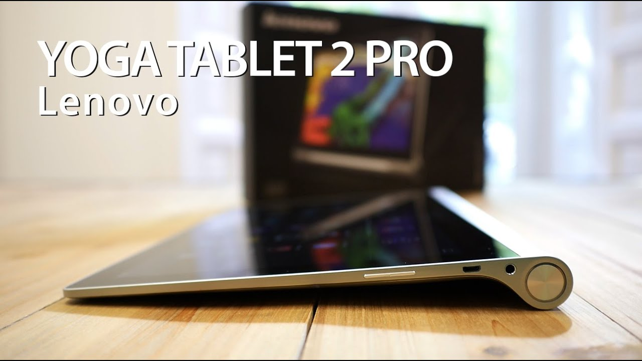 Análisis Lenovo Yoga Tablet 2 Pro, review a fondo