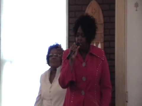 "Elder Lillian Singing ""GREAT IS THY FAITHFULNESS"""