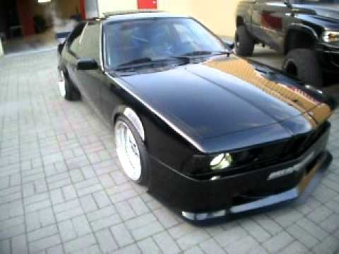 Bmw m6 E24 Tuning Bmw E24 m6 Ring Racer Custom