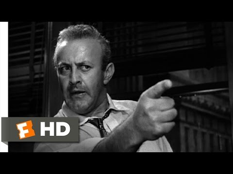 12 Angry Men (10/10) Movie CLIP - Not Guilty (1957) HD