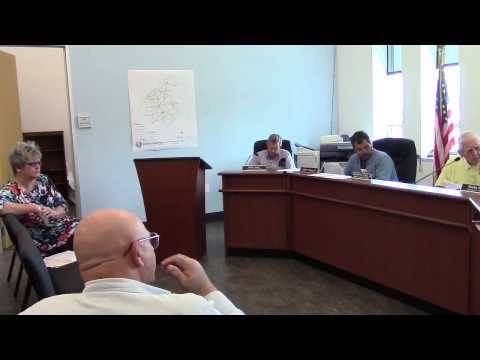 Karnes County Commissioners Court - July 24, 2015 - Part 1 of 2