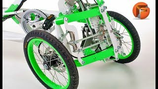 8 Unusual Vehicles You Have to See