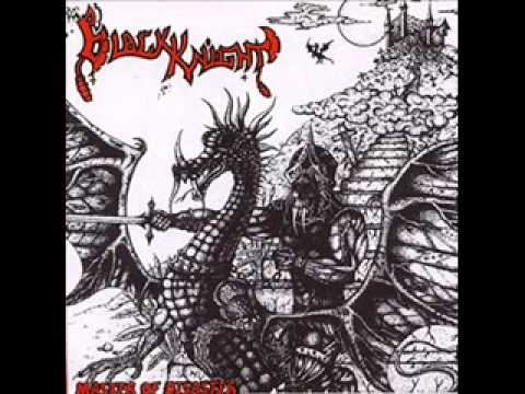 Black Knight - Metal Screams