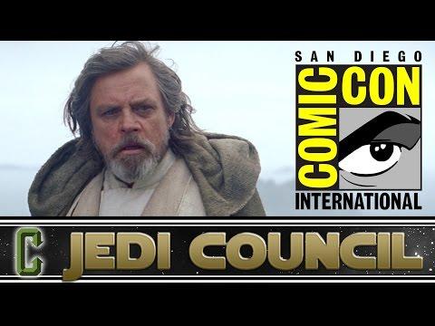 Collider Jedi Council - Will Episode 8 Make An Appearance At Comic Con?