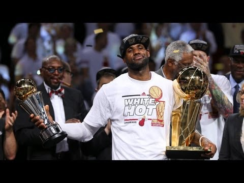 LeBron James - Hate Now