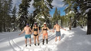 Cabin Fever: Day 2 Snowshoeing Tahoe