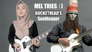 """Buckethead - """"Soothsayer"""" Cover By Mel"""