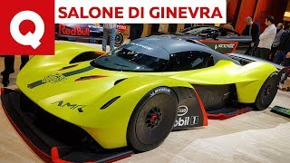 Aston Martin Valkyrie Amr Pro Terrifying Speed Carfection