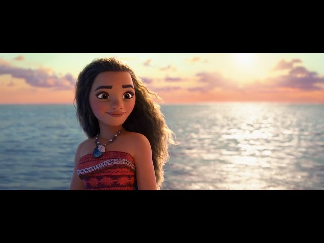 Moana - Official Trailer #1