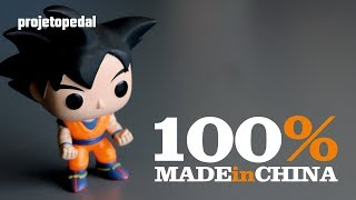 100% MADE IN CHINA | projetopedal