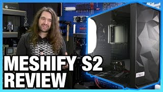 Fractal Meshify S2 Case Review - Airflow-Focused Mid-Tower