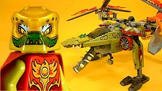 LEGO Chima 70227 King Crominus' Rescue