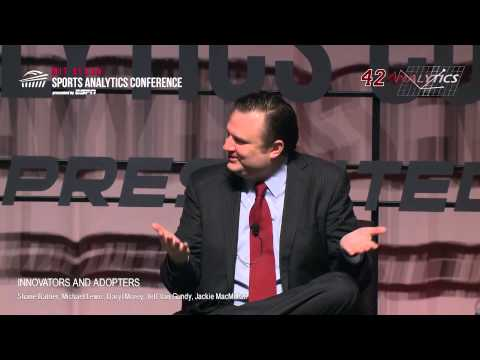 SSAC15: Innovators and Adopters