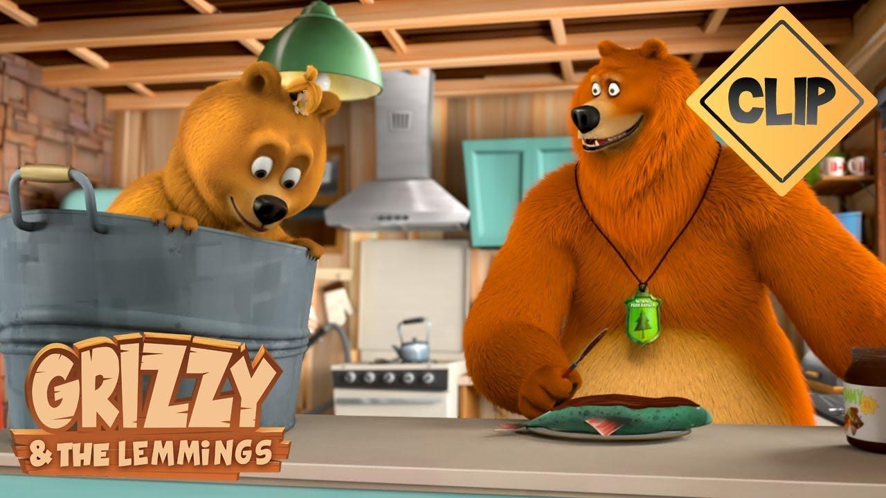 Grizzly und die lemminge spiele