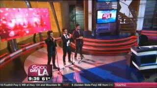 Il Volo - O Holy Night en Good Day LA