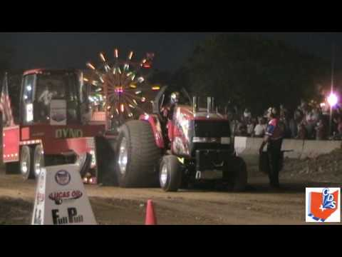 OSTPA 2010: Marion County Fair Pull highlights