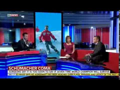 Michael Schumacher Skiing Horror: Helmet Broke In 2 Parts!