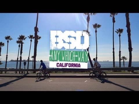 BSD 'Any Which Way' California
