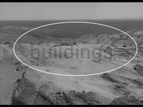 Mars:NASA found buildings Music Videos