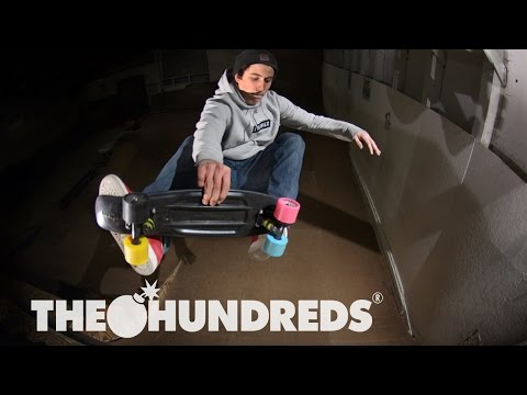 THE HUNDREDS NEW YORK x PENNY SKATEBOARDS