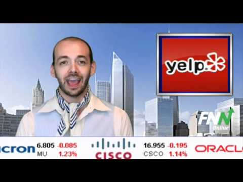 Yelp Shares Rise