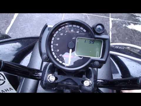 Speedometer Digital Koso RX2N