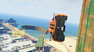Video FROM WALLRIDE TO WALLRIDE (GTA 5
