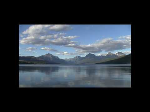 Glacier National Park, Lake McDonald & Apgar Lookout hike (1080p HD video)