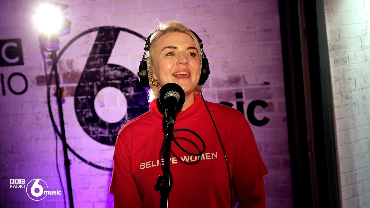 Self Esteem - I'm Shy (6 Music Live Room)