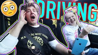 DRIVING WITH JASON NASH!!!