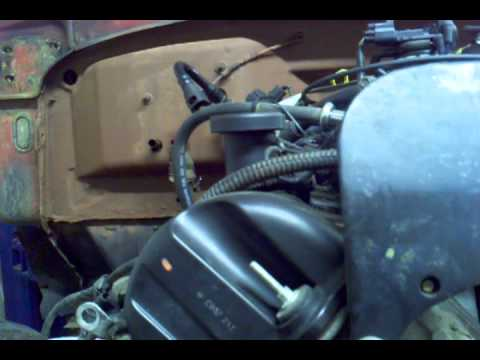 1967 ford f100 crown vic swap tips and info part 4