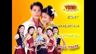 Maiv Xis & Nuj Tsim Hmong music Video