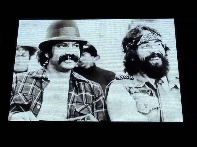 Brief Video History of Cheech and Chong