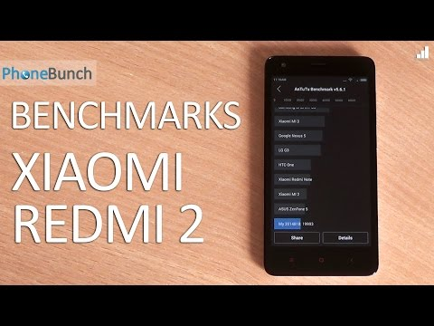 Xiaomi Redmi 2 Benchmarks. Moving Apps to SD Card and USB OTG Support
