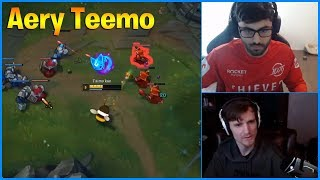Here's Why Aery Teemo's Perfect...LoL Daily Moments Ep 914