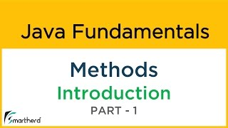 #8.1 Java Tutorial for Beginners: METHODS and FUNCTIONS Part-1