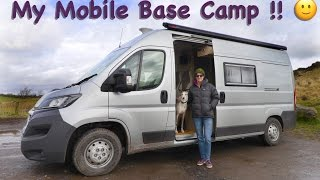 MOBILE BASE CAMP!