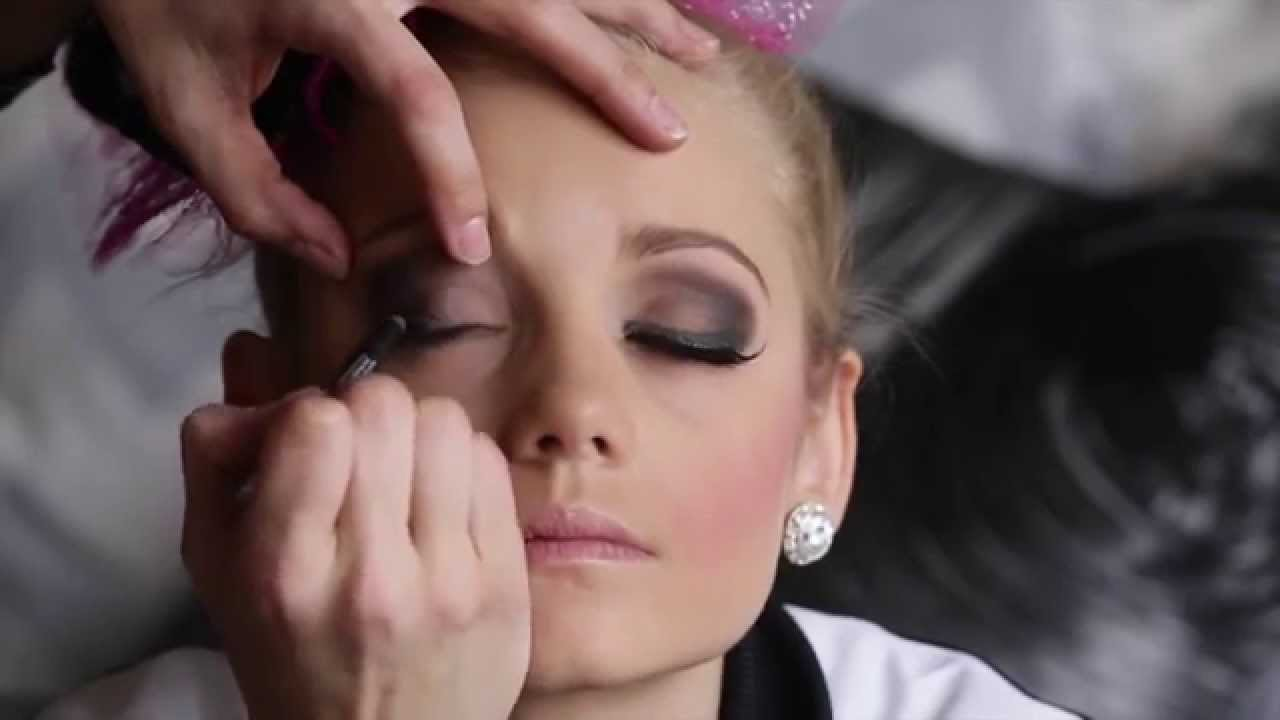 Dance Competition Makeup Tutorial Youtube