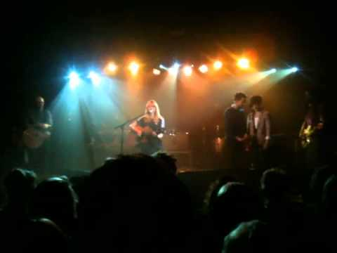 &#039;First&#039; - Lucy Rose - O2 Academy Oxford 16/05/13 // Feat. Peter &amp; Kerry