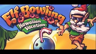 Elf Bowling: Hawaiian Vacation (PC) Game Play