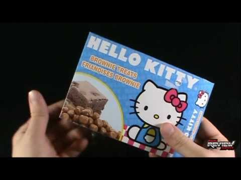Candy Spot - Hello Kitty Brownie Treats