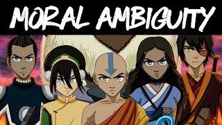 Avatar: The Last Airbender Analysis - Dynamics of Main Characters (Moral Ambiguity) [60FPS]