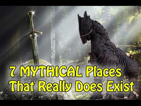 7 MYTHICAL Places That Actually EXIST!