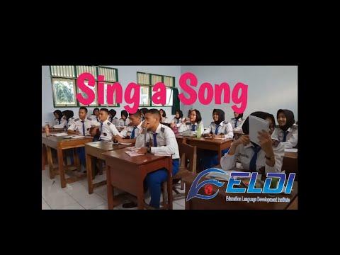SMK KESDAM IV MAGELANG Sing a song TENSES
