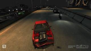 GTA IV (Bug): Man of Fire (HD)