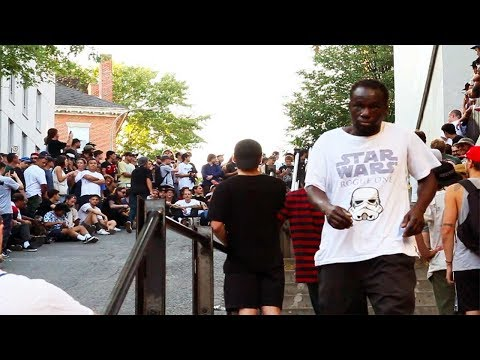 Ethernal Skate Films / Dime Glory X Street Challenge Montreal (2018)