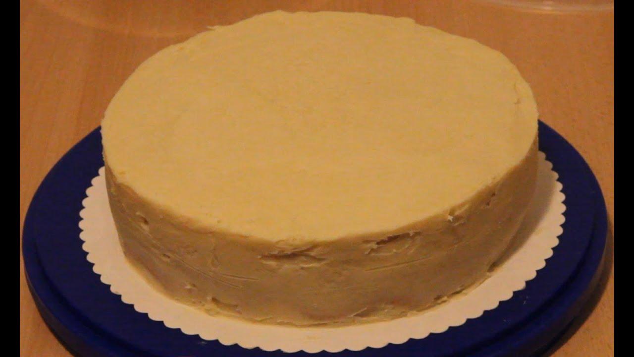 Крем под мастику для торта рецепт