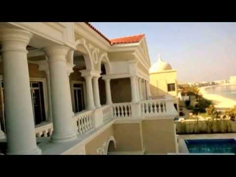 Fully furnished Villas by Versace on Palm Jumeirah Dubai