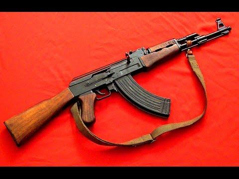 10 Most Popular Firearms
