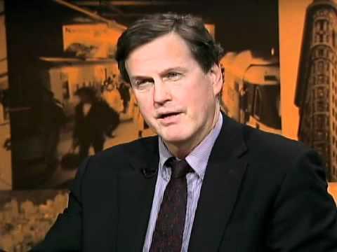 City Talk: David S. Reynolds, professor of English and American Studies, CUNY Graduate Center
